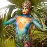 3 Most Beautiful Body Painting