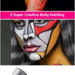 2 Super Creative Body Painting