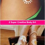 2 Super Creative Body Art
