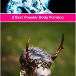 2 Best Popular Body Painting