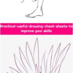Practical-useful-drawing-cheat-sheets-to improve your skills