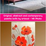 Original, abstract and contemporary palette knife by artmod - Hit Photo