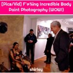 [Pics/Vid] F^@%ing Incredible Body Paint Photography (WOW!)