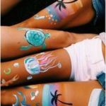 Bold Body Painting Art Ideas To Try, Body Training Art, Women ...
