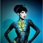 cool body painting #cool #body painting - cool body paint #coole #korperbemalun...