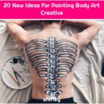 20 New Ideas For Painting Body Art Creative