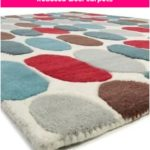Reduced wool carpets