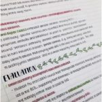 Floral,summer inspired notes More notes from my self-studying (of the gender top...