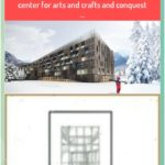 Architectural Concept Budapest cultural center for arts and crafts and conquest ...