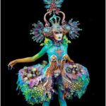 World Body Painting Festival in Klagenfurt, Austria: The most beautiful pictures ...