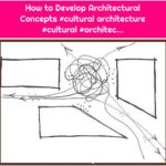 How to Develop Architectural Concepts #cultural architecture #cultural #architec...