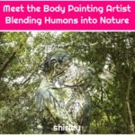 Meet the Body Painting Artist Blending Humans into Nature