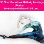 58 Most Marvelous 3D Body Paintings | Pouted 3D-Body-Paintings-10 58 Les ...