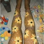 36 Body Painting Inspirations To Try In 2019 Summer Summer is coming and that me...