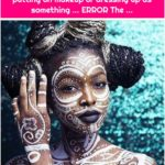 Everyone thinks that Body Paint is putting on makeup or dressing up as something ... ERROR The ...