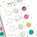 Step by Step Bullet Journal Doodle Tutorials Vol.1 - #Bullet #Doodle #getstarted ...