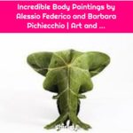 Incredible Body Paintings by Alessio Federico and Barbara Pichiecchio | Art and ...