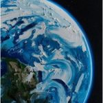 Earth by Ben - oil painting