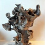 """Items similar to Original Sculpture named """"Vision Dream"""" on Etsy"""