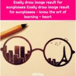 Easily draw image result for sunglasses Easily draw image result for sunglasses - know the art of learning - heart