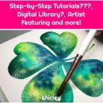 Step-by-Step Tutorials👨🏫, Digital Library📚, Artist Featuring and more!