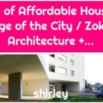 Gallery of Affordable Housing at the Edge of the City / Zoka Zola Architecture +...