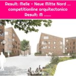 Result: Melle - Neue Mitte Nord ... competitionline arquitectonico Result: M ......