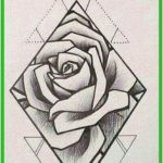 The best best ideas for each Dibujos Rosa's tattoo ideas