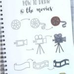 Step By Step Bullet Journal Doodle Tutorials Vol.1 - #Bullet #doodle #Journal #S...