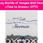 Buy Worlds of Images Wall Decal »Time to Dream« OTTO