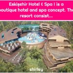 Eskişehir Hotel & Spa I is a boutique hotel and spa concept. The resort consist...